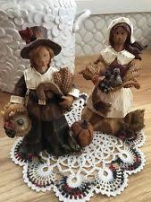 thanksgiving pilgrim figurines thanksgiving pilgrims ebay