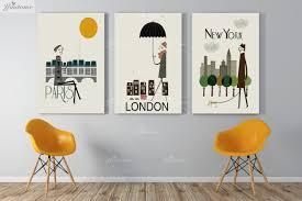 compare prices on retro vintage landscape poster london online