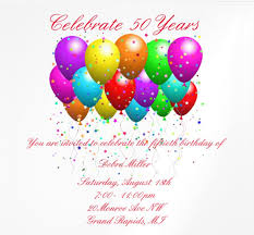 15 50th birthday invitations u2013 free psd ai vector eps format