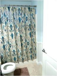 White Patterned Curtains Navy And White Drapes Attractive White Curtains Black Trim And