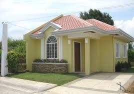 simple small house design brucall com semi bungalow house design philippines