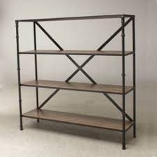 Industrial Shelving Units by Industrial Bookcase Locomotive Roundhouse Shelf Industrial