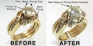wedding ring repair repair