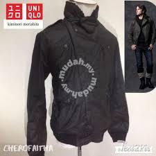 Baju Original baju uniqlo km original rider jacket jaket clothes for sale in