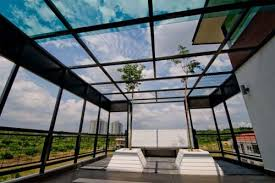 Modern Home Design Malaysia Glass Roof Design Of Lot 18 House By Arkitek Axis Bold Homes