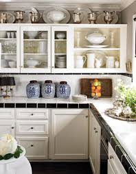 kitchen martha stewart decorating above kitchen cabinets martha