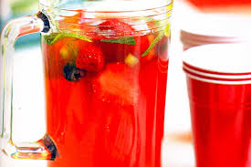 fruity martini recipes santa claus punch