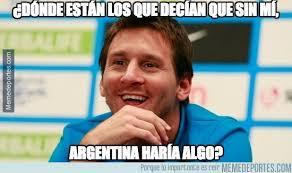 Argentina Memes - los memes no pudieron faltar tras el triunfo de ecuador ante argentina
