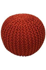 120 best pouf images on pinterest poufs crochet cushions and