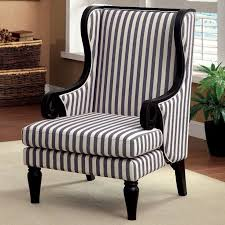 living room charming accent chairs with arms for using white
