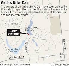 Home Design Concepts Fayetteville Nc State Orders Fayetteville Dam Breached As Neighbors Spar News