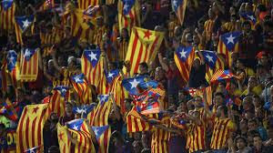 Estelada Flag Barcelona And Uefa Reach Deal Over Independence Flags As Com