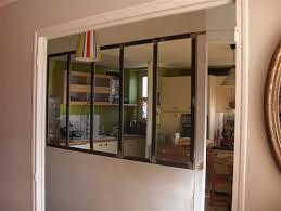 cloison vitree cuisine cloison verre cuisine cloison verre atelier d artiste 6