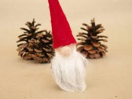diy pine cone gnome christmas decor tutorial çam kozalağından