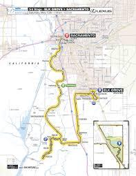 Route Mapping by Traffic Advisory Amgen Tour Of California Women U0027s Race C