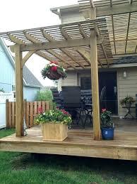 Backyard Awnings Ideas Backyard Awnings Ideas Large Size Of Patio Outdoor Easy Patio