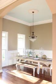 dining room paint color ivory brown by valspar light blue