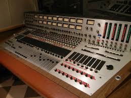 Recording Studio Mixing Desk by 169 Best Vintage Audio Consoles Images On Pinterest Consoles