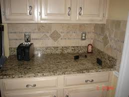 White Kitchen Tile Backsplash Backsplash Ideas For White Kitchen Cabinets Lavish Home Design