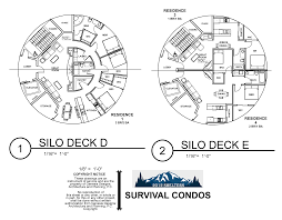 Round House Floor Plans Grain Silo Home Floor Plans