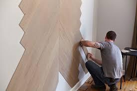 Mobile Home Interior Wall Paneling Apply Stikwood Wall Paneling Hgtv
