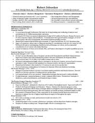 Sample Of Business Analyst Resume by Sample Business Analysis Business Analyst Resume For Financial
