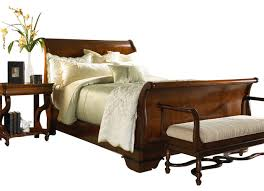 Platform Sleigh Bed Furniture Bedroom Furniture Full Double Beds Mercury Row Sku
