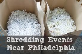 where to shred papers for free shredding events near philadelphia 2017 heartworkorg