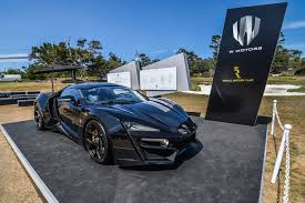 lykan hypersport price w motors what sets them apart luxury section