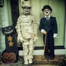 Kids Mummy Halloween Costume Mummy Tramp Costume