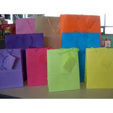 wholesale large solid color gift bag sku 340865 dollardays