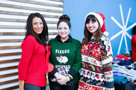 ugly christmas sweater party part 2 what they wore live life in