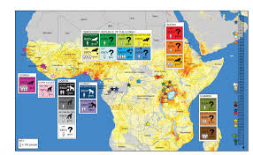 west africa map ebola what factors might led to the emergence of ebola in west