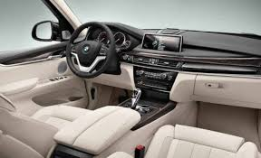 Bmw X5 Interior 2013 X5 Sports Activity Vehicle Bmw Us Factory