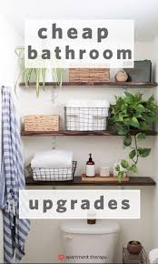 best 25 cheap bathrooms ideas on pinterest cheap bathroom