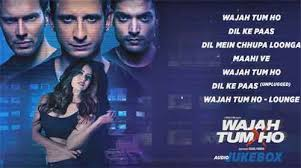 wajah tum ho music review songs online 2016 new bollywood songs