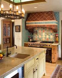 kitchen in spanish 20 spanish style homes from some country to inspire you spanish