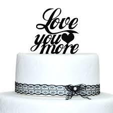 wedding cake quotes buythrow 6 acrylic wedding cake topper personalized