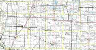 Map Of Iowa Counties All State Barn Tour 2016 Iowa Barn Foundation