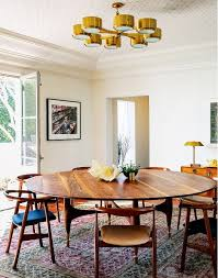 Modern Dining Rooms Sets Best 25 Mid Century Dining Set Ideas On Pinterest Mid Century