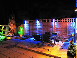 led garden lighting ideas scenic design plus lights inspirations