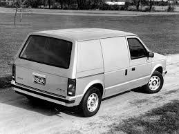 Dodge Ram 85 - dodge ram van 1985 pictures information u0026 specs