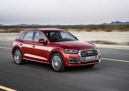 lexus nx gas mileage 2018 audi q5 rated best in segment 25 mpg combined autoevolution