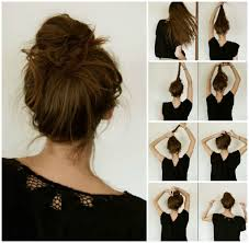 step by step hairstyles to do yourself easy to do hairstyles on