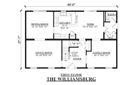 two floor plans kintner modular home floor plans scranton wilkes barre poconos pa