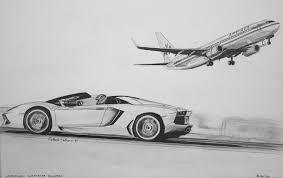 draw lamborghini murcielago lamborghini aventador lp700 4 roadster by robertojk on deviantart