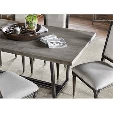 Universal Furniture Dining Room Sets Universal Furniture Curated Sedgwick Dining Table In Graystone