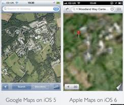 Maps Google Com San Jose by Apple Map Fails 19 Ridiculous Glitches Spotted In Apple Ios 6 U0027s