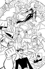 coloring pages of batman and robin batman the brave and the bold coloring pages coloring page