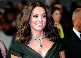 kate middleton s shocking new hairstyle why kate middleton s bafta dress could never have been black